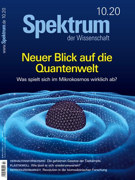 Neuer Blick auf die Quantenwelt – Spektrum der Wissenschaft Spezial – Hörbuch
