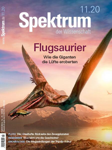 Flugsaurier: Wie die Giganten die Lüfte eroberten – Spektrum der Wissenschaft – Hörbuch
