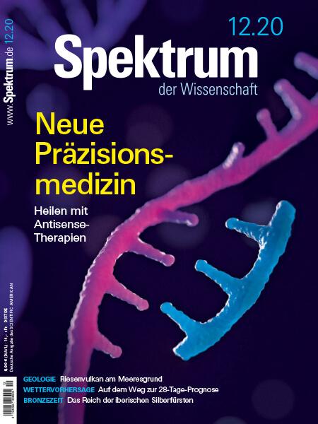 Neue Präzisionsmedizin: Heilen mit Antisense-Therapien – Spektrum der Wissenschaft – Hörbuch