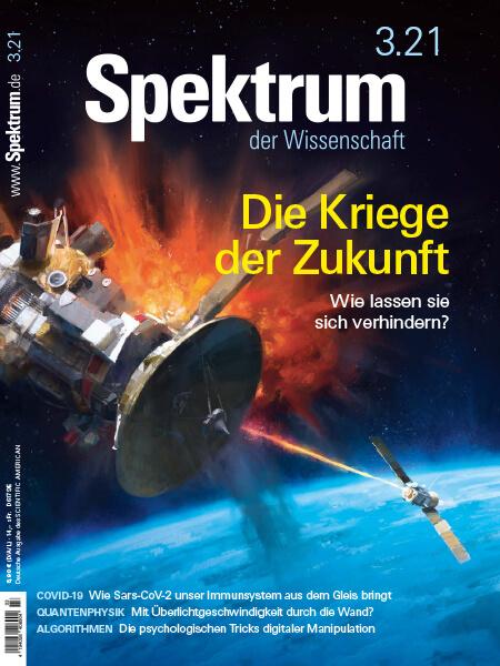 Die Kriege der Zukunft – Spektrum der Wissenschaft – Hörbuch