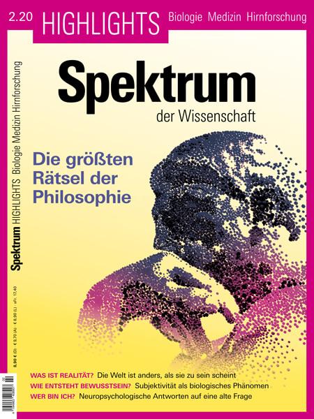 Die größten Rätsel der Philosophie – Spektrum der Wissenschaft Spezial – Hörbuch
