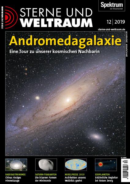 Andromedagalaxie: Eine Tour zu unserer kosmischen Nachbarin – Sterne und Weltraum – Hörbuch