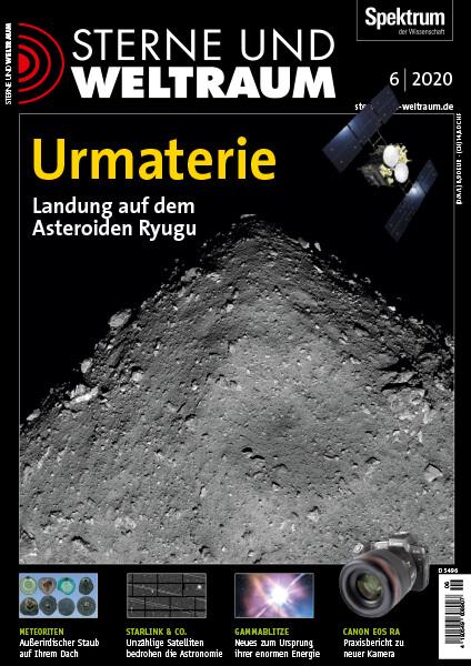 Urmaterie – Landung auf dem Asteroiden Ryugu – Sterne und Weltraum – Hörbuch