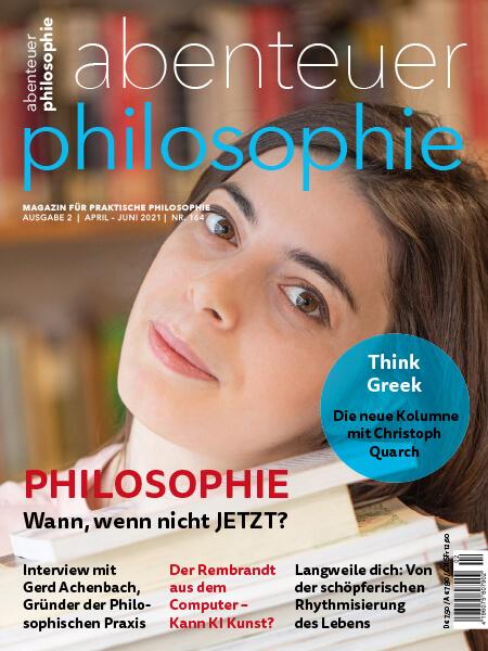 Philosophie: Wann, wenn nicht JETZT? – Abenteuer Philosophie – Hörbuch