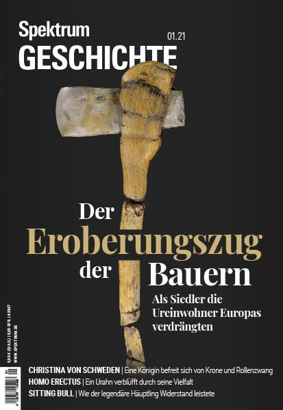 Der Eroberungszug der Bauern: Als Siedler die Ureinwohner Europas verdrängten – Spektrum Geschichte – Hörbuch