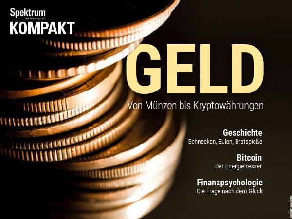 Geld: Von Münzen bis zu Kryptowährungen – Spektrum Kompakt – Hörbuch