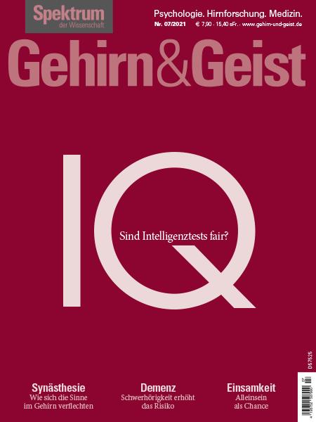 IQ: Sind Intelligenztests fair? – Gehirn&Geist – Hörbuch