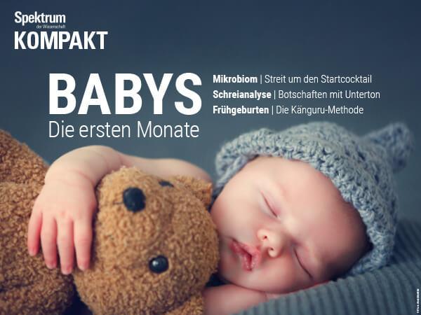 Babys: Die ersten Monate – Spektrum Kompakt – Hörbuch
