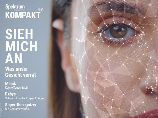 Sieh mich an: Was unser Gesicht verrät – Spektrum Kompakt – Hörbuch