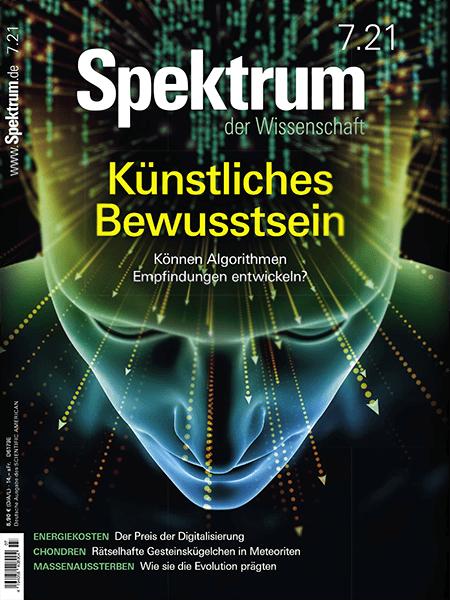 Künstliches Bewusstsein: Können Algorithmen Empfindungen entwickeln? – Spektrum der Wissenschaft 2021/07 – Hörbuch
