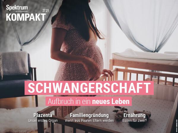 Schwangerschaft: Aufbruch in ein neues Leben – Spektrum Kompakt – Hörbuch