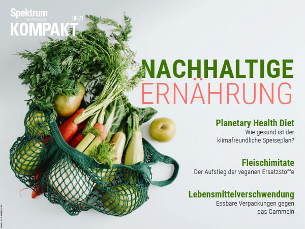 Nachhaltige Ernährung – Spektrum Kompakt – Hörbuch