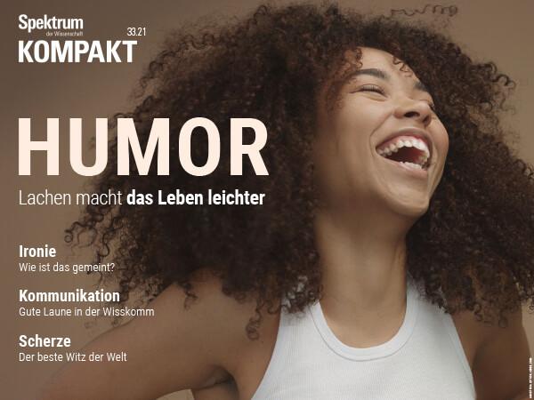 Humor: Lachen macht das Leben leichter – Spektrum Kompakt – Hörbuch