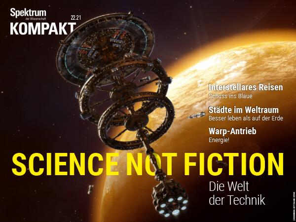 Science Not Fiction: Die Welt der Technik – Spektrum Kompakt – Hörbuch