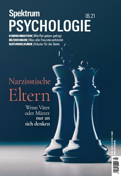 Narzisstische Eltern: Wenn Väter oder Mütter nur an sich denken – Spektrum Psychologie – Hörbuch