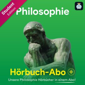 Hörbuch Abo Philosophie – Student Edition Fliegenglas