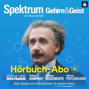 Hörbuch-Abo – Spektrum der Wissenschaft – Fliegenglas Abos