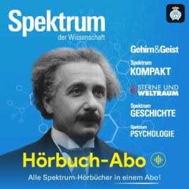 Hörbuch Abonnement – Abo – Spektrum der Wissenschaft – Fliegenglas